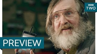 Russell's metal detecting app - Detectorists: Series 3 Episode 2 Preview - BBC Two