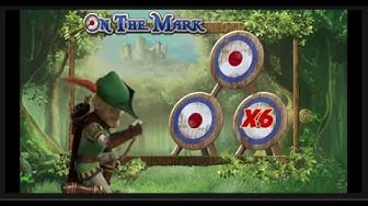 243 - Robin Hood And His Merry Wins Slot Game CaféCasino