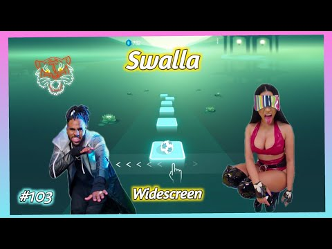 Tiles Hop - Jason Derulo - Swalla (feat. Nicki Minaj & Ty Dolla $ign) V Gamer