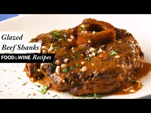 Mashama Bailey's Glazed Beef Shanks | Food & Wine Recipes ...