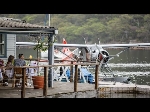 Sydney - Lunch At Cottage Point Inn By Seaplane