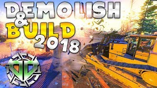 Construction Company Simulator : Demolish and Build 2018 BETA Gameplay : PC Let