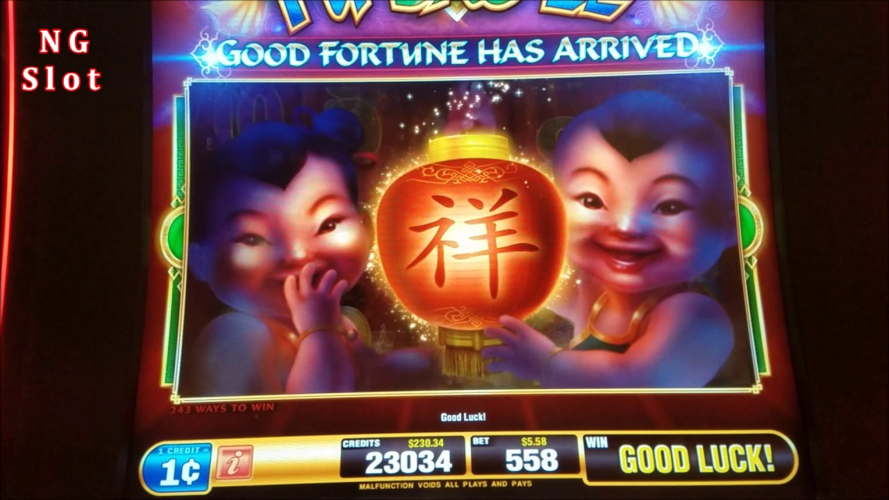 Fu Dao Le Slot Machine Bonus Win Good Fortune Babies