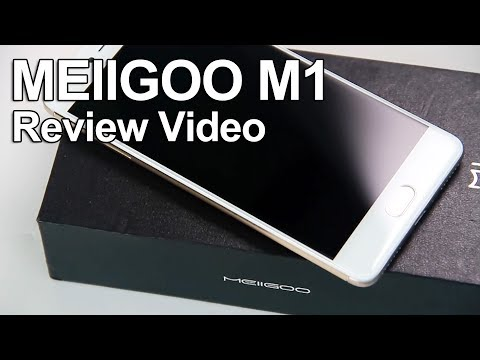 MEIIGOO M1 Smartphone Antutu Benchmarks,CPU X,GPS Test,Games and Camera
