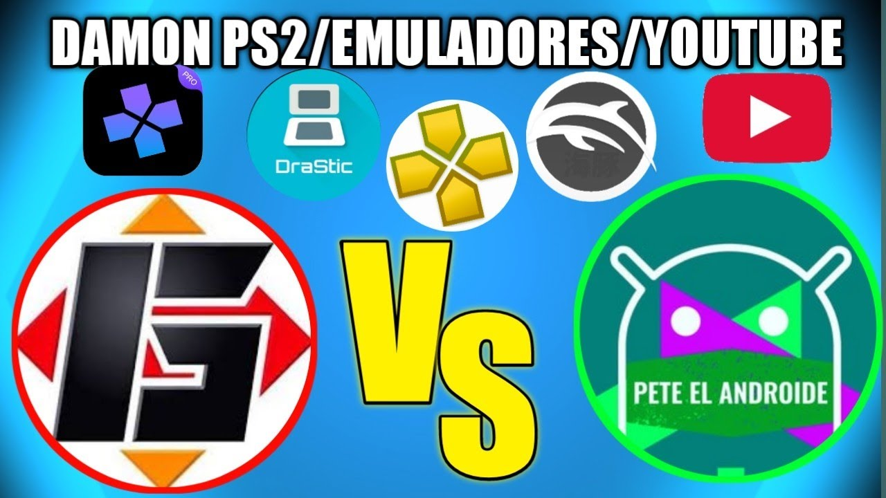 INMORTALGAMES Vs PETE EL ANDROIDE (Debate)
