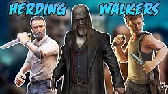 UNLOCKING AND GAMEPLAY OF BETA IN TWD NO MAN'S LAND!