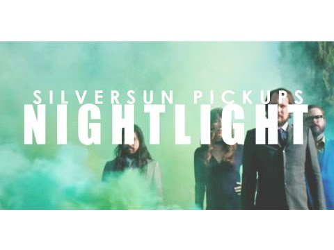 Silversun Pickups - Nightlight (Unofficial Lyric Video)