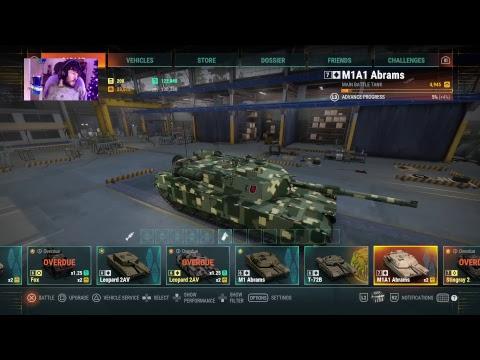 A1 Golden Eagle Takes Flight! Armored Warfare(Online episode 29)
