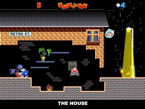 Monty On The Run – The Remake (PC game)