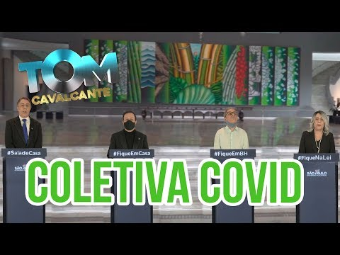 Coletiva Covid