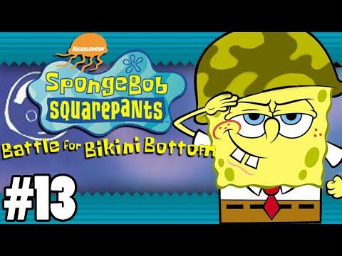 Spongebob Squarepants: Battle for Bikini Bottom: Jak & Lev - Part 13