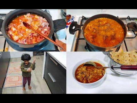 வான்-கோழி-குழம்பு---indian-turkey-kuzhambu-recipe-in-tamil