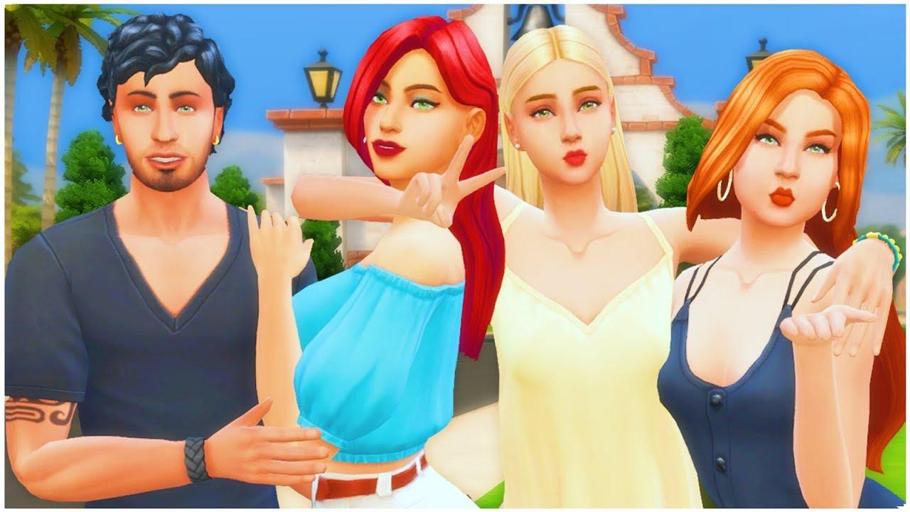 Sims 4 Caliente