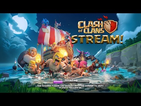 TH9 Pushing To TITANS League! 🏆 CLASH OF CLANS LIVE STREAM!