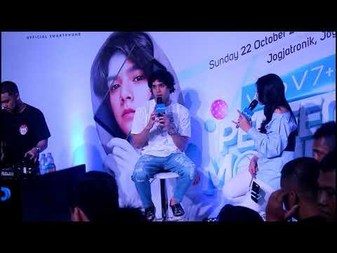 Meet & Greeat Al Ghazali @Jogjatronik Mall