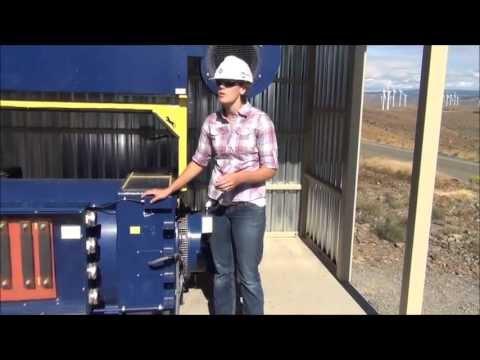 Wild Horse Wind/Solar Farm - L2Survive with Thatnub