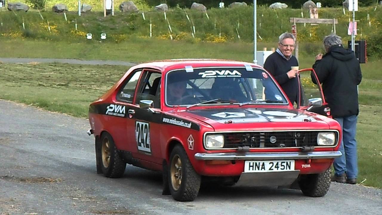 Historic Rally Cars For Sale