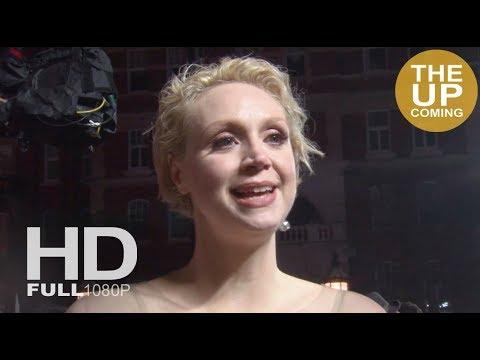Gwendoline Christie interview: Star Wars the Last Jedi premiere