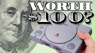 Is PlayStation Classic's Game Library Worth $100?