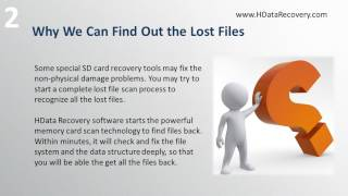 Best Memory Card Data Recovery Software How to Recover Files Quickly