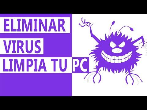 Como eliminar virus de la pc   Sin Antivirus   Windows 7 / 8 / 8.1 / 10