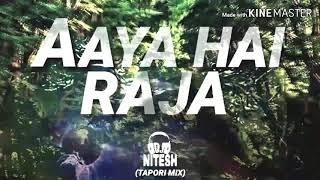 Aaya Hai Raja (Tapori Remix) - Song 2019 Mix By DJ NITESH DOWNLOAD Line