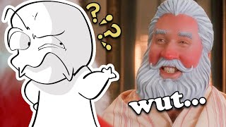 The Santa Clause 2 is the dumbest Disney christmas movie
