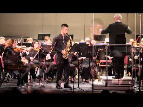 The Columbia Orchestra's Young Artist Competition- Min Heo