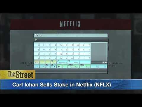 Carl Icahn Sells Netflix Stake; Dow Falls 178 as Investors Worry Over Greek Debt Woes