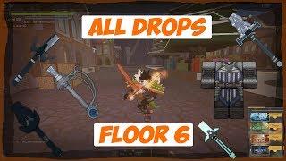 Floor 6 All Shop items & item stats Swordburst 2 ◆ New Floor 6 Shop and All new Items ◆ Roblox