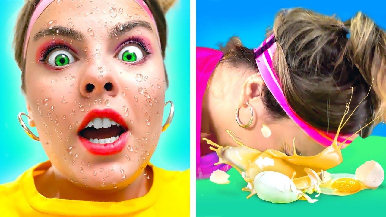 抖音女孩vs普通女孩| 抖音還是現實生活? 啦啦fun生活音樂劇之挑戰和網路爆紅趨勢