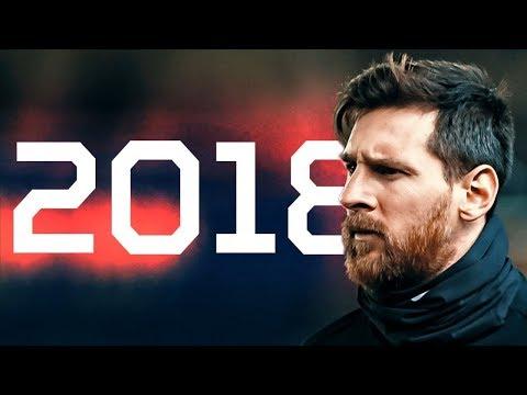 Los 10 Mejores goles de Messi 2018 | Enero/Febrero | HD