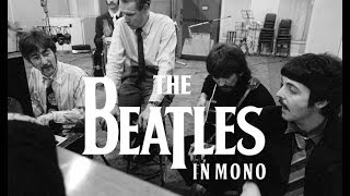 THE BEATLES GET BACK TO MONO