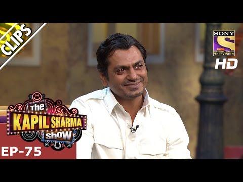 Nawazuddin Siddiqui and Shahrukh Khan on The show  - The Kapil Sharma Show – 21st Jan 2017