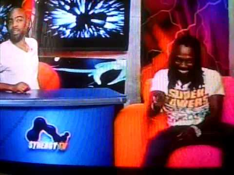 Movado on Synergy TV commenting about his collaboration with KMC