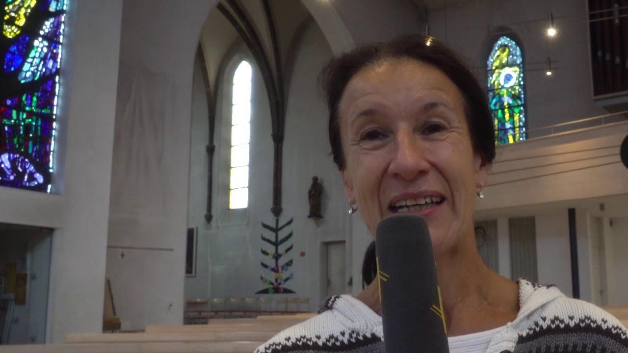 Kirchengemeinderätin Rita Koch aus Balingen