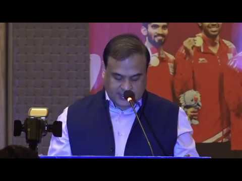 Watch the Badminton Stars being felicitated LIVE