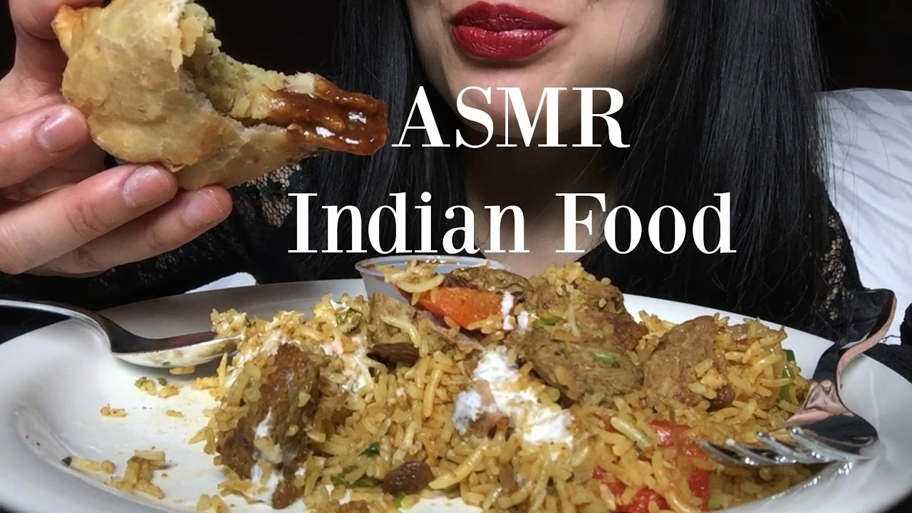 Asmr Lamb Biryani Samosa No Talking Eating Sound Sas Asmr Youtube Sas asmr eating indian food. asmr lamb biryani samosa no talking eating sound sas asmr