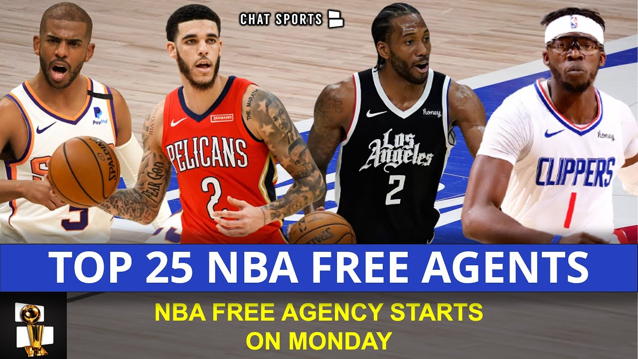 Top 12 free agents to watch as NBA free agency opens