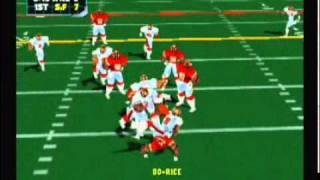 NFL Blitz 2000 - Redskins vs 49ers (1st Half)