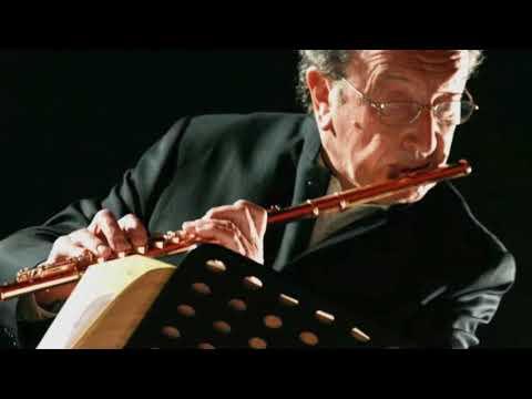 "A. Vivaldi: Sonata n.6 from ""Pastor fido"" op. 13 - Maxence Larrieu flute, Georges Kiss harpsichord"