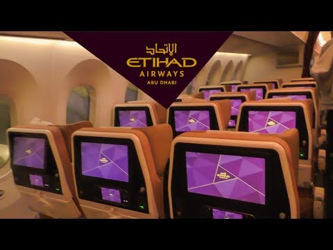 TRIP REPORT | Etihad Airways 787-9 Dreamliner | Economy | Zu