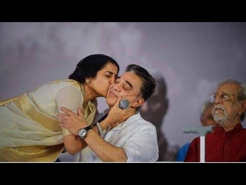 Suhasini Maniratnam & Nandan Maniratnam Wishes Kamal Haasan On His 65th Birthday Celebration