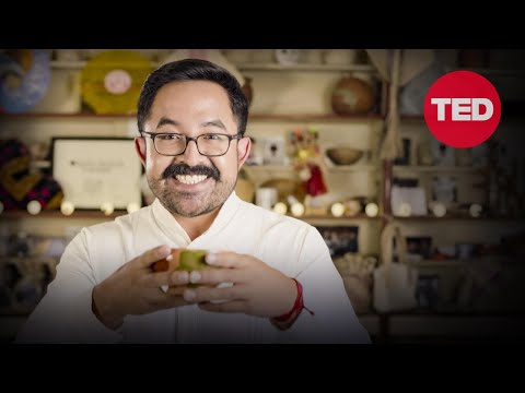 Germán Santillán: A taste of Mexico's ancient chocolate-making tradition   TED