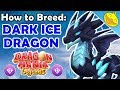 How to Breed the DARK ICE DRAGON! 3 BEST Breeding Combinations! - Dragon Mania Legends