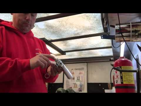Fire Extinguisher Service- 6 Year Maintenance Part 2