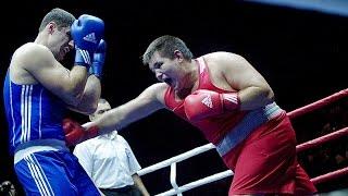 Волгоградский боксёр Максим Бабанин чемпион России по боксу. Видео - эксклюзивное интервью