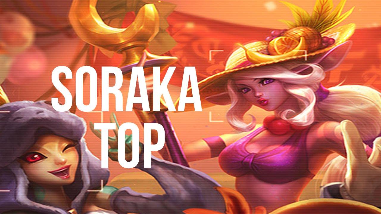 Order Of The Banana Soraka In Game