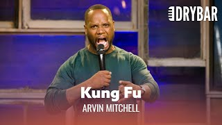 Best Impression of a Dubbed Kung Fu Movie. Arvin Mitchell - Full Special