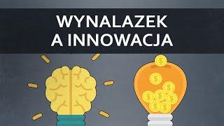Wynalazek a innowacja